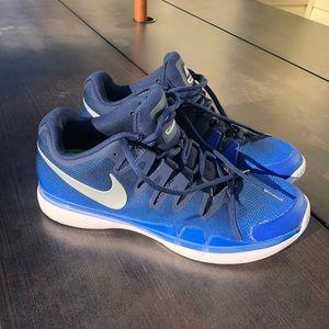 Nike Vapor 9.5 Tour Size 10 Navy Blue/Silver